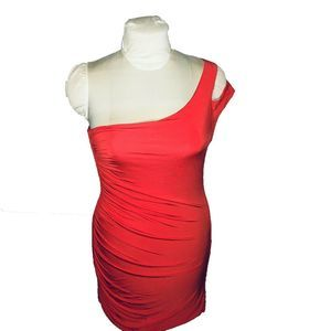 GUESS by Marciano Janerra Dress Ruched  BODYCON